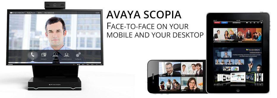 Avaya Scopia Conferencing Dubai