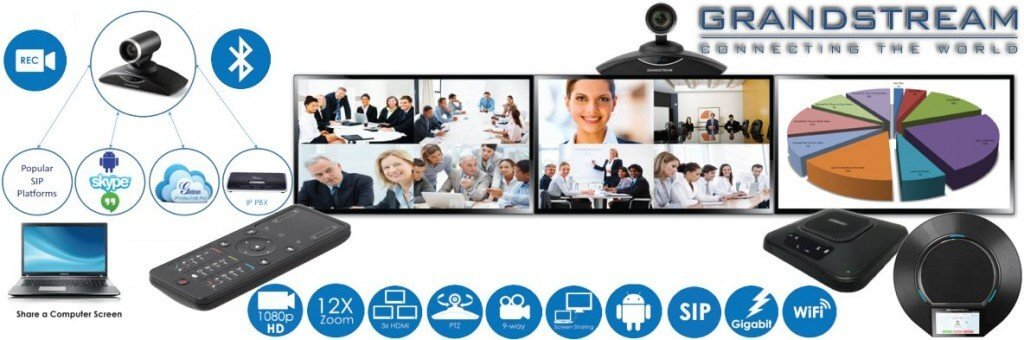 Grandstream Video Conferencing Uae 1