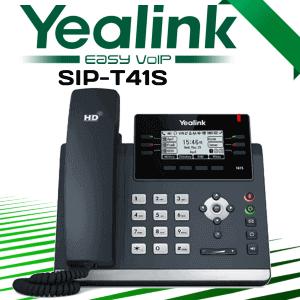 Yealink Sip T41s Voip Phone Dubai Uae