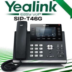 Yealink Sip T46g Voip Phone Uae Dubai