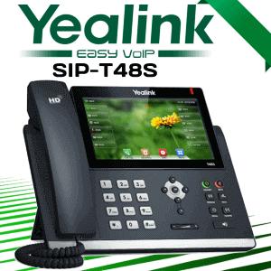Yealink Sip T48s Voip Phone Dubai Uae
