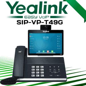Yealink Sip Vp T49g Voip Phone Dubai Uae