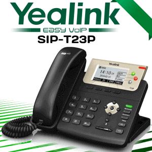 Yealink T23p Voip Phone Uae Dubai