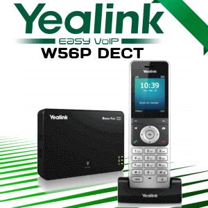Yealink W56p Voip Dect Phone Uae Dubai