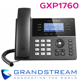 Grandstream Voip Phone Gxp1760 Dubai