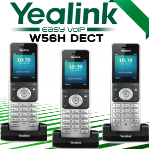 Yealink W56h Voip Dect Phone Uae