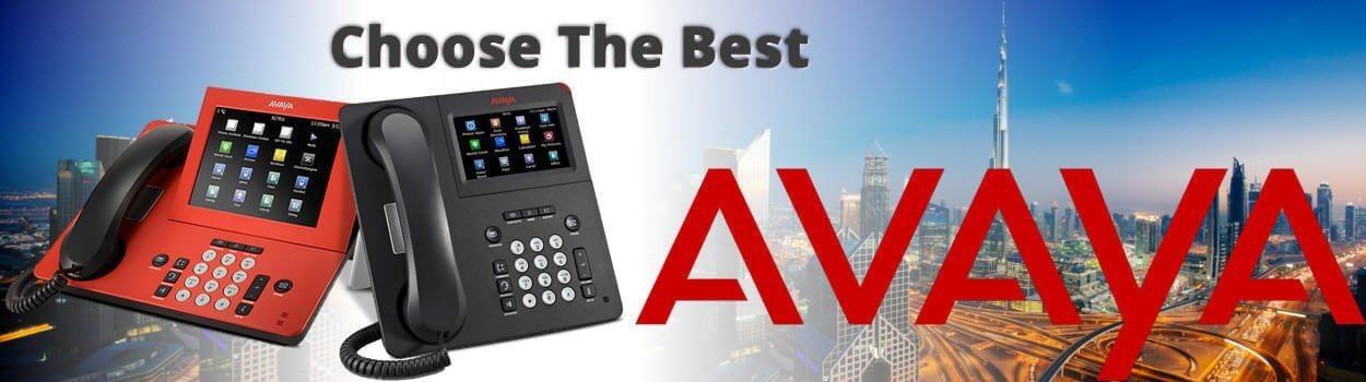 Avaya Phones Dubai Sharjah Uae