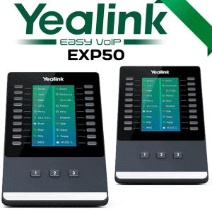 Yealink Exp50 Module Uae