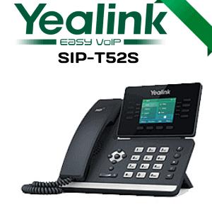 Yealink T52s Ip Phone Uae