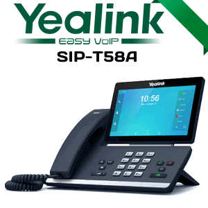 Yealink T58a Ip Phone Dubai
