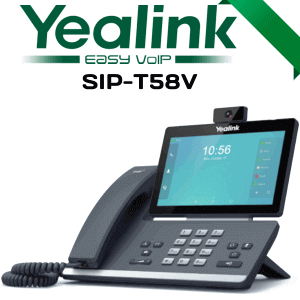 Yealink T58v Ip Phone Dubai