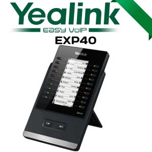 Yealink Exp40 Dubai Uae