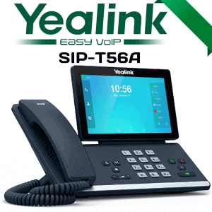 Yealink T56a Ip Phone Dubai