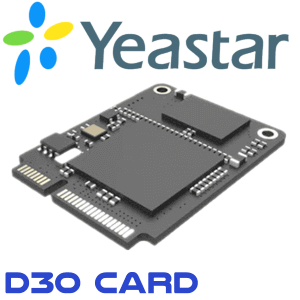 Yeastar D30 Card For S Series Uae