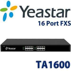 Yeastar Ta1600 Fxs Gateway Dubai