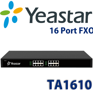 Yeastar Ta1610 16port Fxo Gateway Dubai