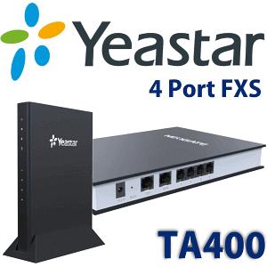 Yeastar Ta400 Fxs Gateway Uae