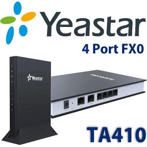 Yeastar Ta410 Fxo Gateway Dubai