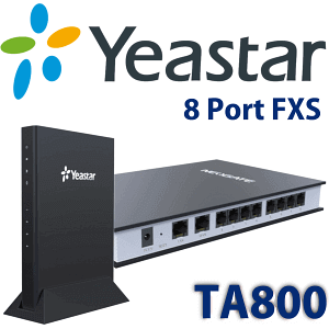 Yeastar Ta800 Fxs Gateway Dubai