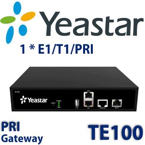 Yeastar Te100 1port Pri Gateway