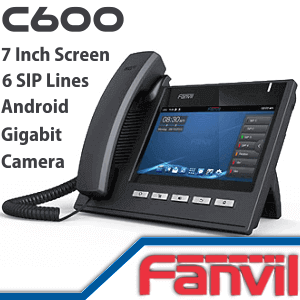 Fanvil C600 Ip Phone Dubai Uae