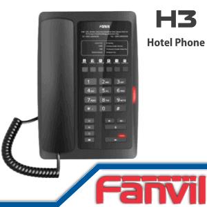 Fanvil H3 Hotel Phone Dubai