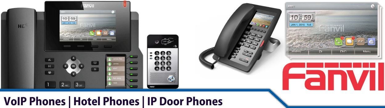 Fanvil Ip Phones Uae Dubai