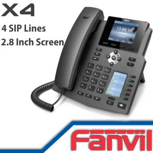 Fanvil X4 Ip Phone Uae Dubai