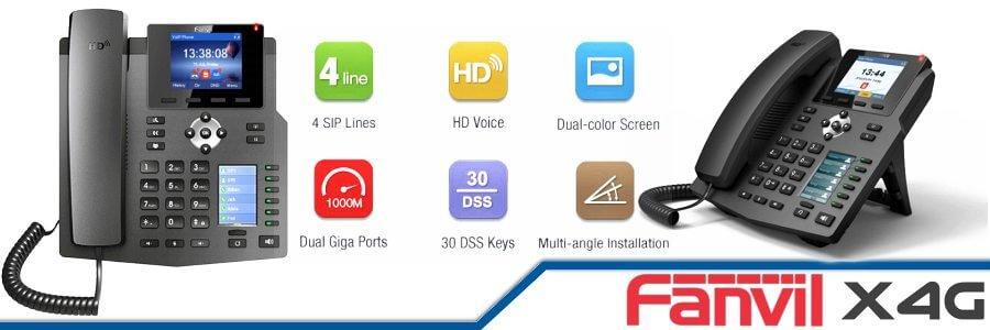 Fanvil X4g Ip Phone Dubai