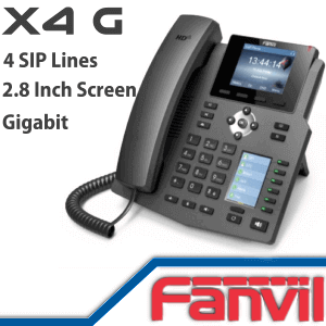 Fanvil X4g Ip Phone Uae Dubai