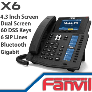 Fanvil X6 Ip Phone Dubai Uae