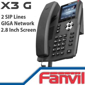 Fanvil X3g Dubai Uae