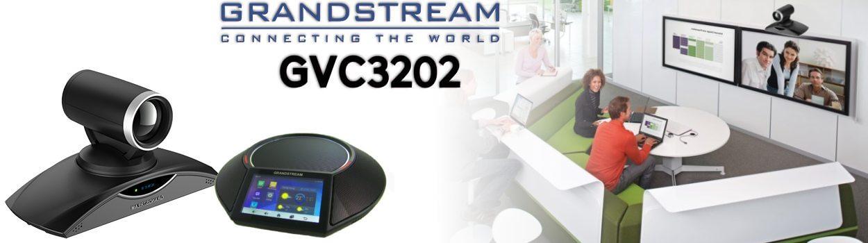 Grandstream Gvc3202 Video Conferencing System Dubai