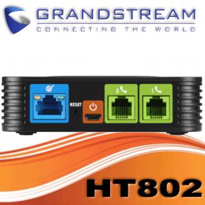 Grandstream Ht802 Ata Dubai Uae