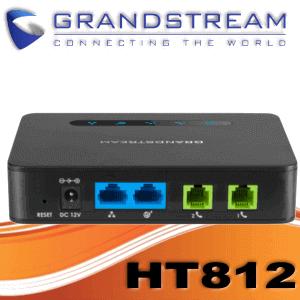 Grandstream Ht812 Ata Dubai Uae