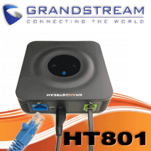 Grandstream Ht801 Ata Dubai Uae