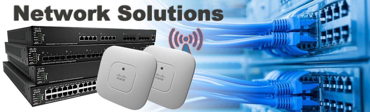 Network Solutions Dubai Uae