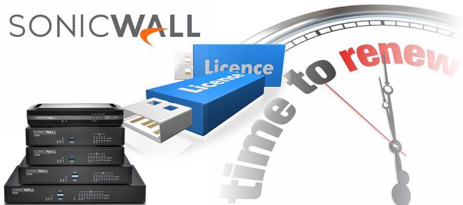Sonicwall License Renewal Dubai