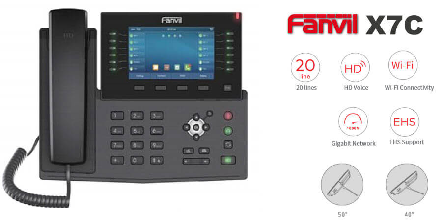 Fanvil X7c Ipphone Uae