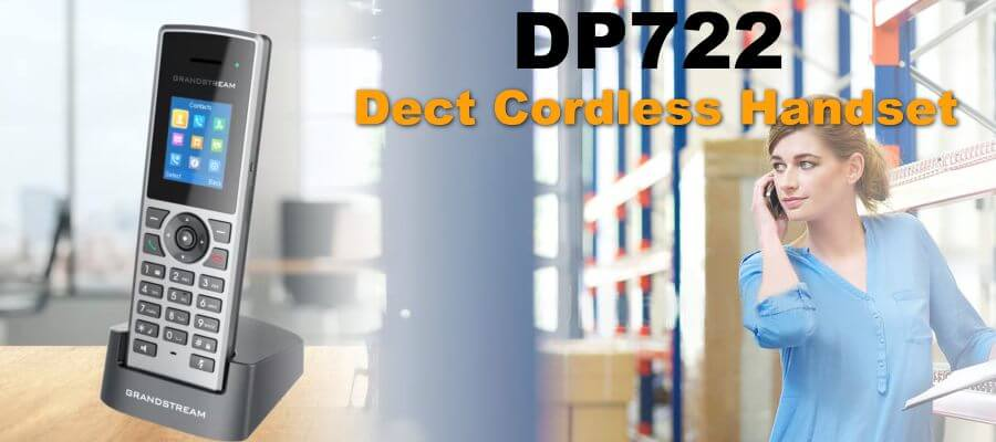 Grandstream Dp722 Dect Handset Dubai