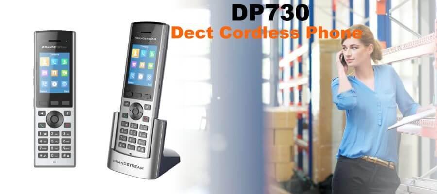 Grandstream Dp730 Dect Phone Dubai