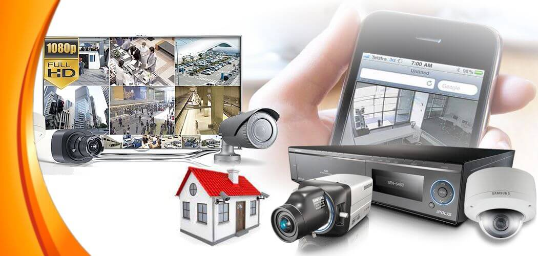Home Cctv Installation Dubai