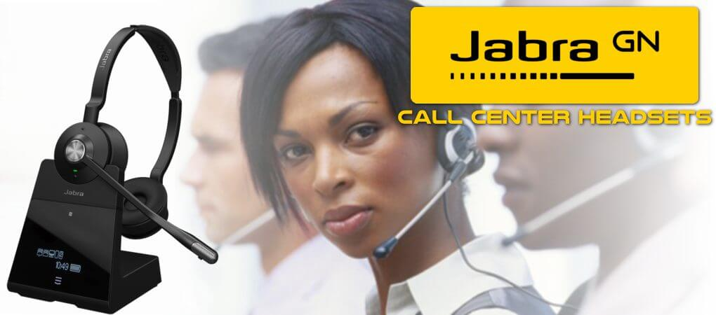Jabra Call Center Haedsets Dubai