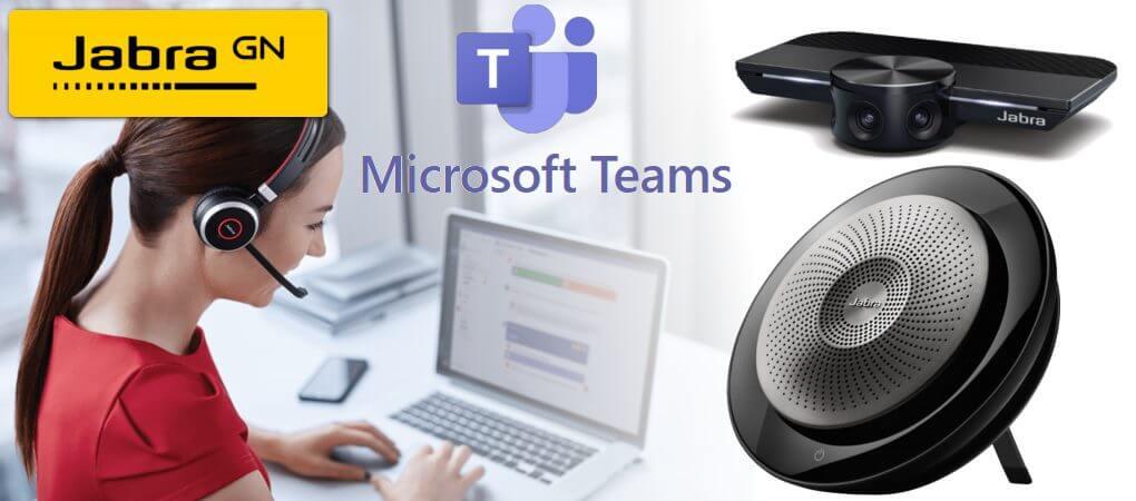 Jabra Microsoft Teams Dubai