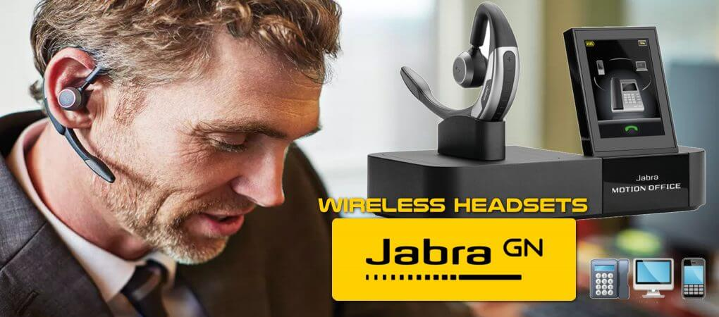Jabra Wireless Hedsets Dubai