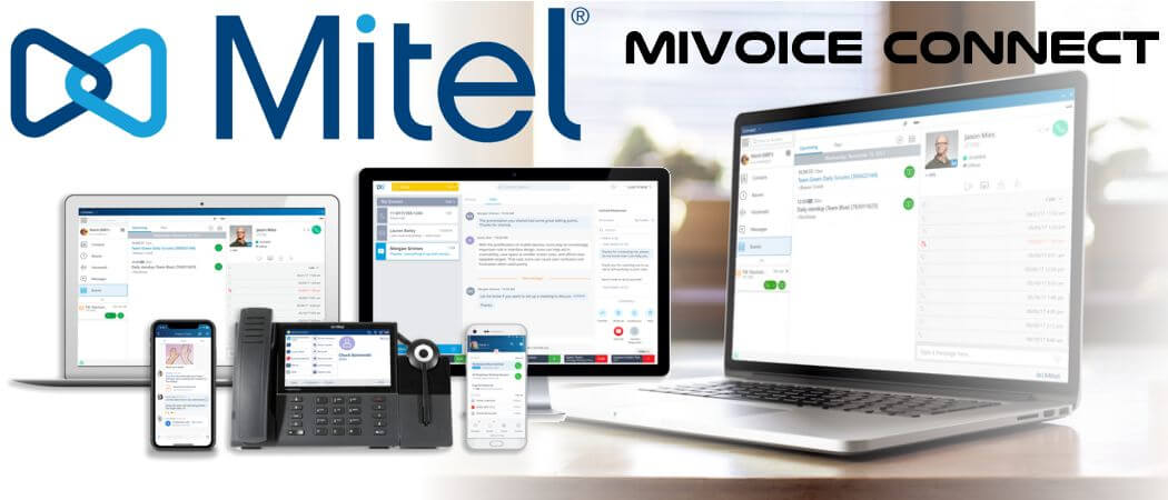 Mitel Connect Telephone System Uae