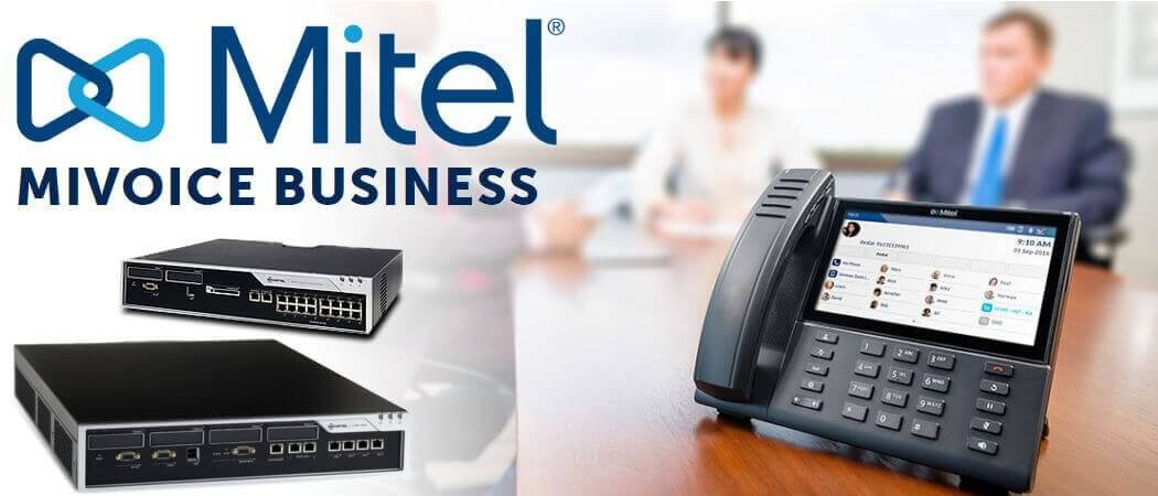 Mitel Mivoise Business Pbx Dubai