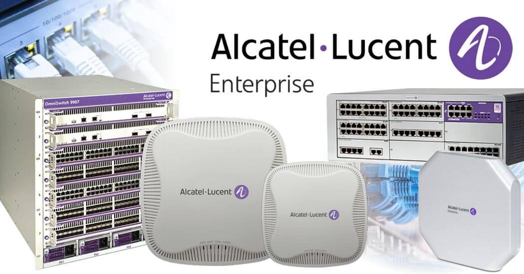 alcatel switch suppliers in dubai