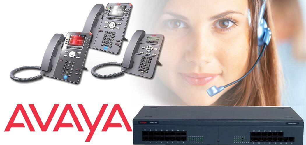 Avaya Telephone System Uae