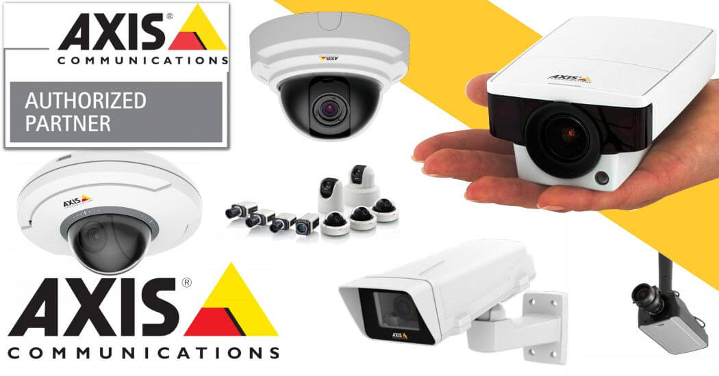Axis Cctv Supplier Uae